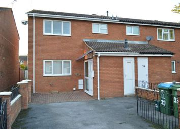 Thumbnail 3 bed end terrace house to rent in Humber Drive, Aylesbury