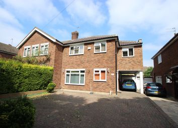 Thumbnail 4 bed semi-detached house for sale in Nyth Close, Cranham, Upminster