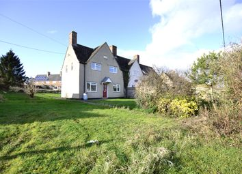 3 bed semi-detached house for sale in School Road, Finstock, Chipping Norton, Oxfordshire OX7