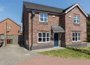 Thumbnail 2 bed property for sale in Garsdale Close, Scunthorpe