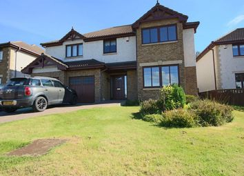 Thumbnail 5 bed detached house to rent in Woodrush Glade, Adambrae Park, Livingston