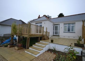 Thumbnail 3 bed detached bungalow for sale in Penwethers Lane, Truro