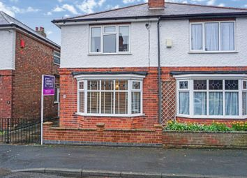 Thumbnail 3 bed semi-detached house for sale in Woodland Avenue, Breaston, Derby