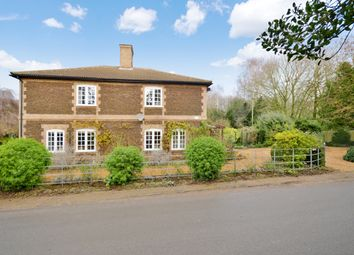 Thumbnail 4 bed cottage for sale in West End, The Street, Beachamwell, Swaffham, Norfolk