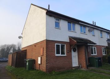 Thumbnail 2 bed end terrace house to rent in Goodwin Way, Lower Bullingham, Hereford