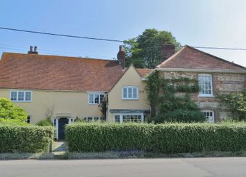 Thumbnail 6 bed country house for sale in Front Street, East Garston, Hungerford