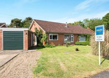 Thumbnail 2 bed bungalow for sale in Easton, Norwich, Norfolk