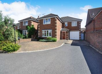 Thumbnail 4 bed detached house for sale in Leonard Mews, Branksome Avenue, Stanford-Le-Hope