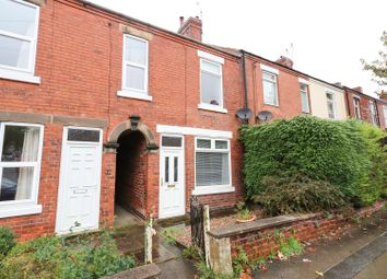 Thumbnail 2 bed terraced house for sale in Eyre Street East, Hasland, Chesterfield