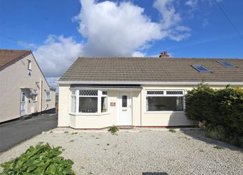 Thumbnail 2 bed semi-detached bungalow for sale in Villiers Close, Plymouth, Devon