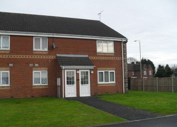 Thumbnail 1 bedroom flat to rent in Clarence Court, Sutton-In-Ashfield