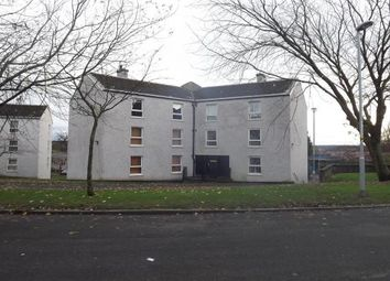 Thumbnail 2 bed flat to rent in Kyle Road, Kildrum, Cumbernauld