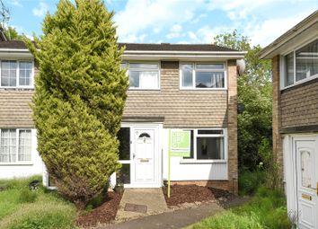 Thumbnail 3 bedroom end terrace house for sale in Blagrove Drive, Wokingham, Berkshire