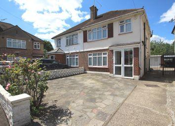 3 bed semi-detached house for sale in Brookfield Crescent, Kenton, Harrow HA3