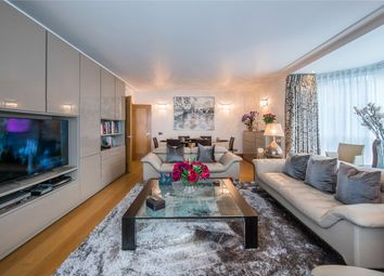 Thumbnail 3 bedroom flat for sale in 15 Balmoral Court, Queens Terrace, St John's Wood, London