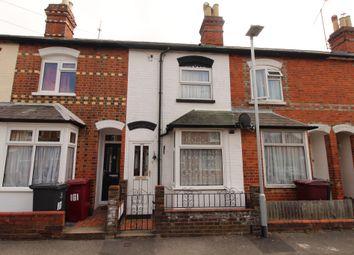 Thumbnail 2 bedroom terraced house for sale in Wykeham Road, Earley, Reading