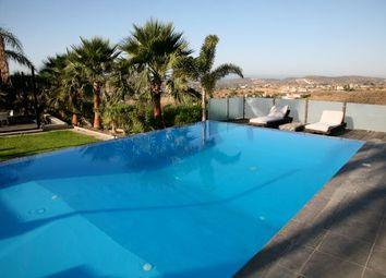 Thumbnail 4 bed villa for sale in Monagroulli, Monagroulli, Limassol, Cyprus