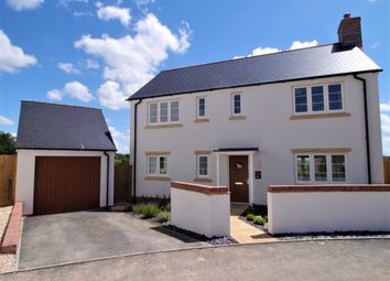 Thumbnail 4 bedroom detached house for sale in Leigh Road, Chulmleigh