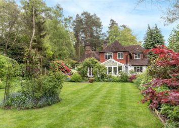 Thumbnail 3 bed detached house for sale in Munstead Heath Road, Munstead, Godalming, Surrey