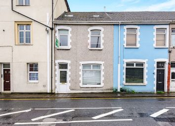 Thumbnail 4 bed terraced house for sale in Commercial Street, Maesteg