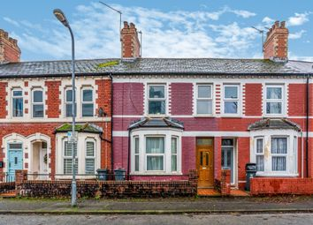 Thumbnail 2 bed terraced house for sale in Blackweir Terrace, Cathays, Cardiff
