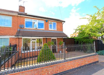 Thumbnail 3 bedroom semi-detached house for sale in Faire Road, Glenfield, Leicester