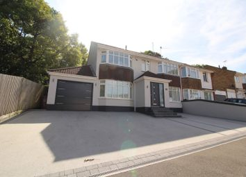 Thumbnail 5 bed semi-detached house for sale in Knole Road, Chatham, Kent
