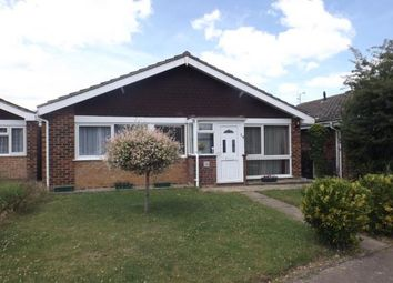 Thumbnail 2 bedroom bungalow for sale in East Bergholt, Colchester, Suffolk