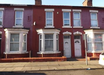 Thumbnail 2 bed terraced house for sale in Newman Street, Kirkdale, Liverpool, Merseyside