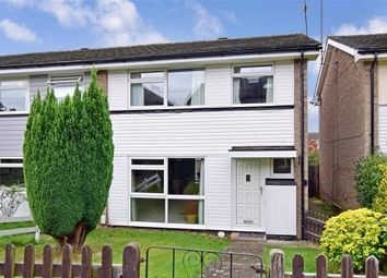 Thumbnail 3 bed end terrace house for sale in Priory Road, Reigate, Surrey