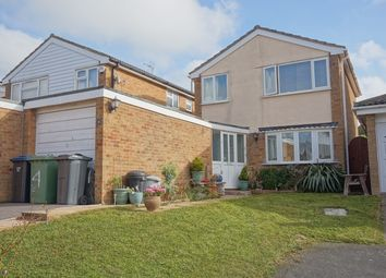 Thumbnail 3 bed detached house for sale in Edgehill Close, Great Glen, Leicester