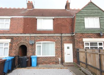 Thumbnail 3 bed terraced house for sale in Woodbine Cottages, Endike Lane, Hull