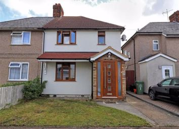 Thumbnail 3 bed semi-detached house for sale in Woolshots Road, Wickford, Essex