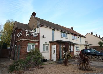 Thumbnail 2 bed maisonette for sale in Christchurch Avenue, Rainham