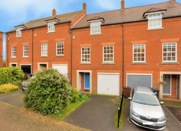 Thumbnail 4 bed terraced house for sale in Goldsmith Way, St.Albans