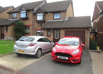 Thumbnail 3 bed semi-detached house for sale in Newgale Close, Penlan, Swansea, City And County Of Swansea.