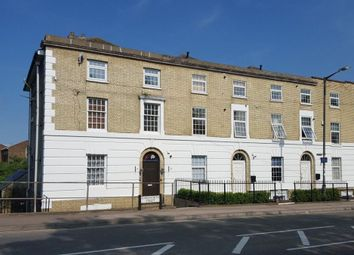Thumbnail 1 bed flat to rent in Kneesworth Street, Royston, Herts