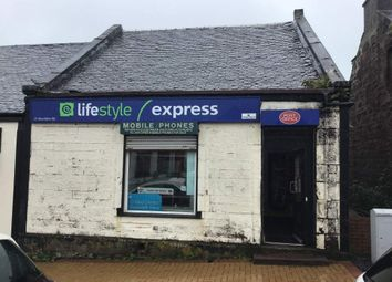 Thumbnail Retail premises for sale in Mauchline Road, Hurlford, Kilmarnock