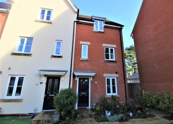 Thumbnail End terrace house for sale in Steeple View, Old Town, Swindon