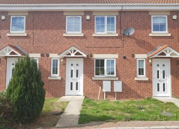 Thumbnail 3 bed town house to rent in Glaisedale Court, Laughton Common, Dinnington, Sheffield
