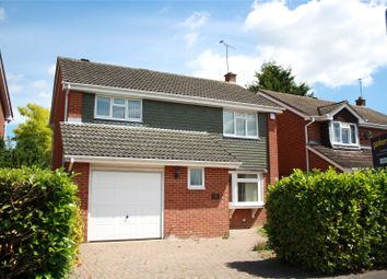 Thumbnail 4 bed detached house for sale in Radcot Close, Woodley, Reading, Berkshire