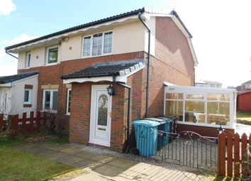 Thumbnail 2 bed semi-detached house for sale in Mcmahon Drive, Newmains, Wishaw