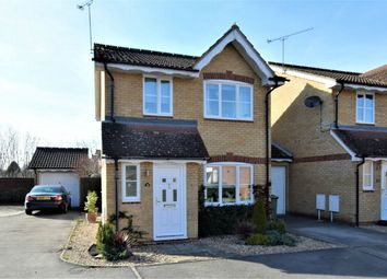 Thumbnail 3 bed detached house for sale in The Gardens, Tongham, Farnham, Surrey