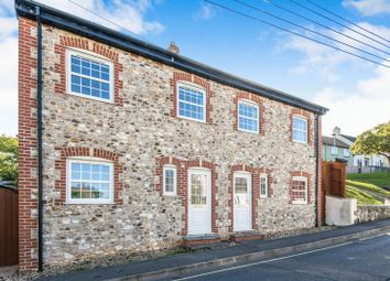Thumbnail 4 bed semi-detached house for sale in Musbury Road, Axminster