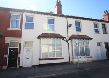 Thumbnail 5 bed terraced house for sale in Kent Road, Blackpool