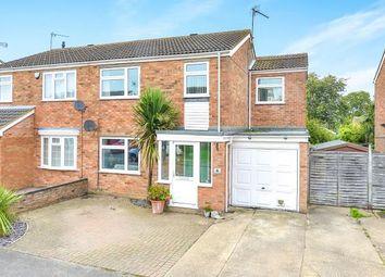 Thumbnail 4 bed semi-detached house for sale in Winemar Close, Hanslope, Milton Keynes