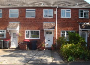 Thumbnail 2 bedroom terraced house to rent in Augustus Close, Coleshill, Birmingham