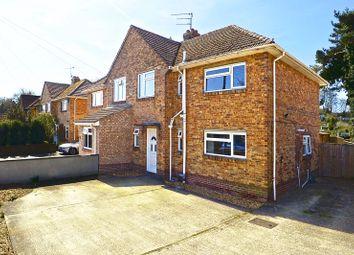 Thumbnail 3 bedroom semi-detached house for sale in Alder Crescent, Poole