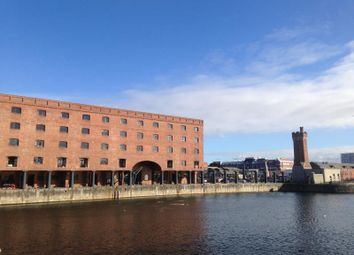 Thumbnail 1 bedroom flat for sale in West Quay, Wapping Dock, Liverpool, Merseyside