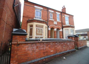 Thumbnail 2 bed semi-detached house for sale in Commercial Road, Bulwell, Nottingham